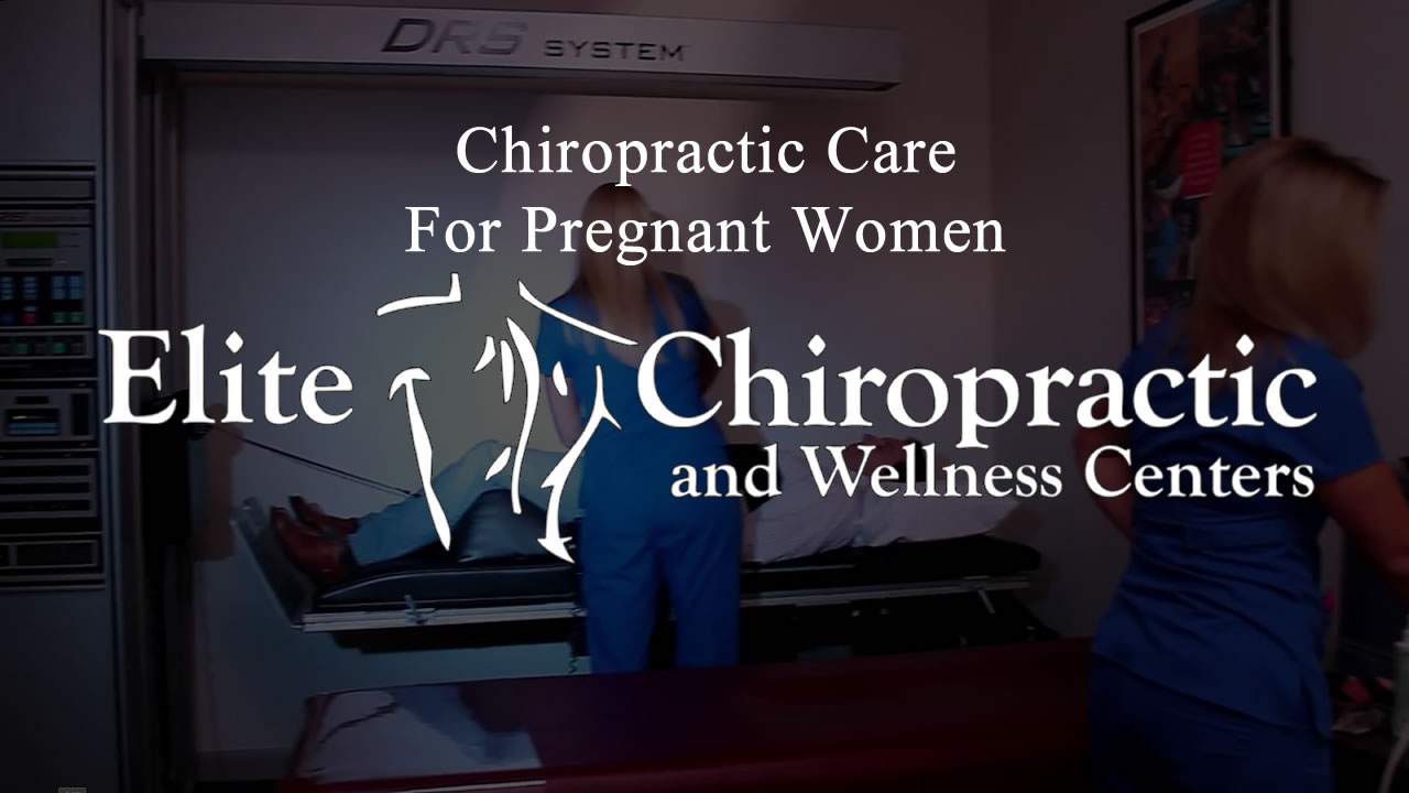 Chiropractic Care Pregnant Women